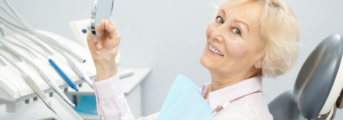 Am I a Candidate for Dentures or Implants?
